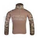 DZI  Combat Shirt with Zip - Various