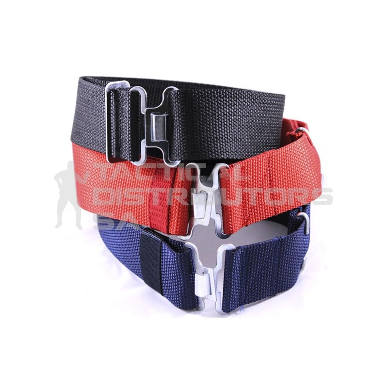 Security Web Belt - Solid Colour