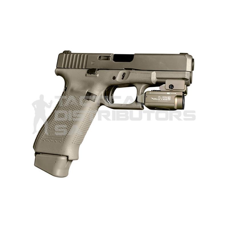 OLIGHT PL-Mini 2 600 Lumen Weaponlight - Tan