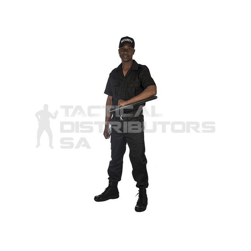 DZI Security Combat Uniform Set - SS - Black - Various