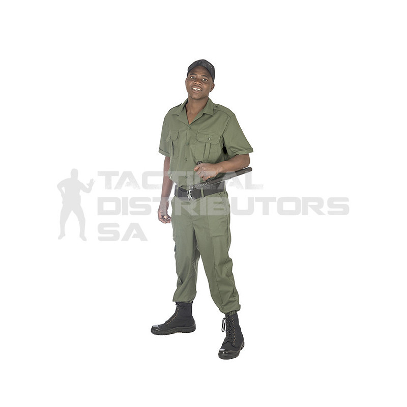 DZI Security Combat Uniform Set - SS - Green - Various