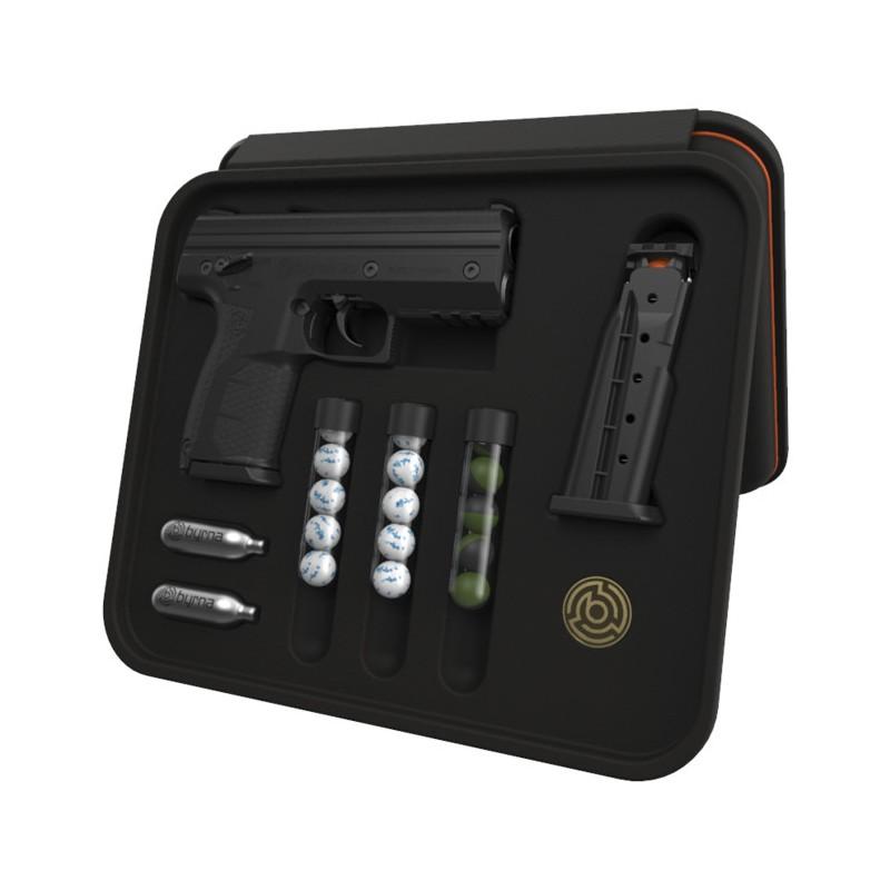 Byrna HD Ready Less Lethal Pepper Pistol Kit - Black