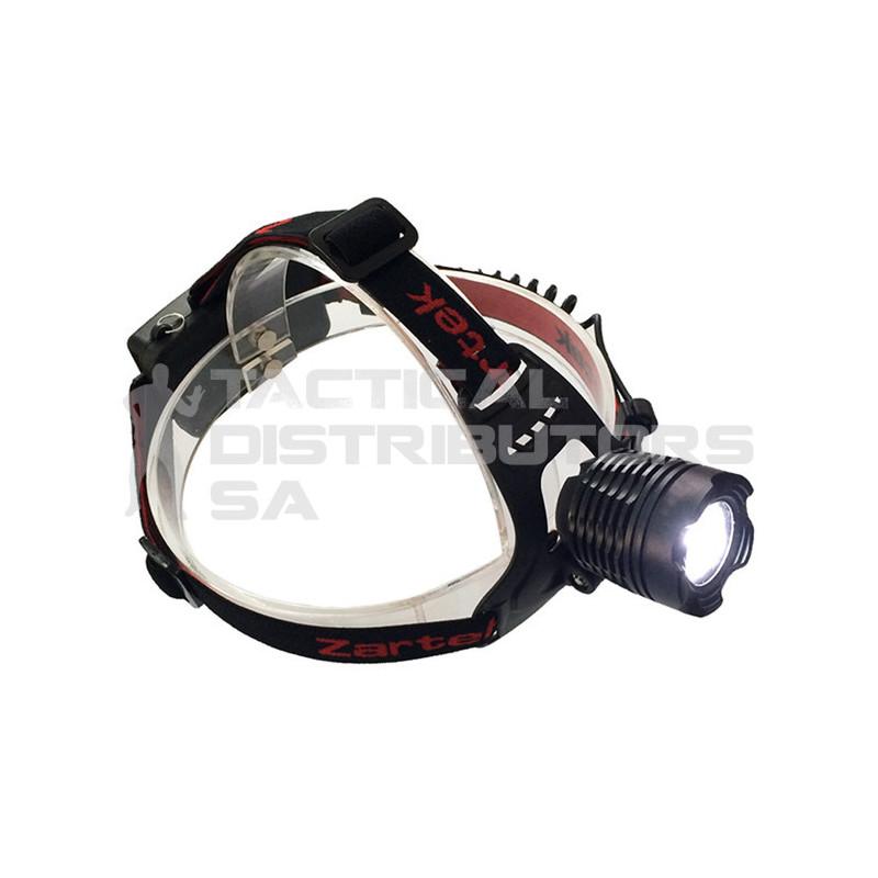 Zartek ZA-432 Rechargeable 600 Lumen LED Headlamp