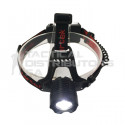 Zartek ZA-432 Rechargeable 600 Lumen LED Headlamp