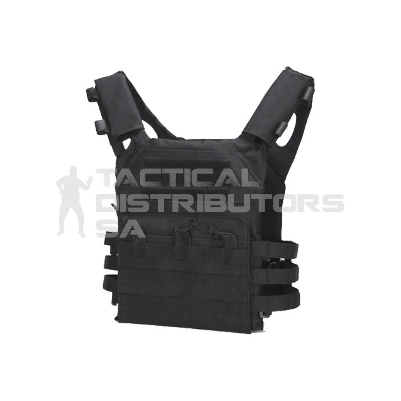 Basic Lightweight Level IIIA MOLLE Plate Carrier - Various