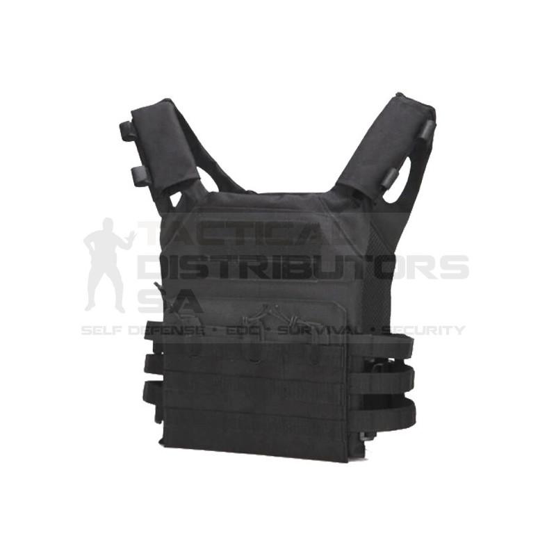 Basic Lightweight Steel AK MOLLE Plate Carrier - Various