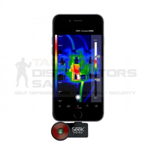Seek Compact Pro Android 550m Smartphone Thermal Camera