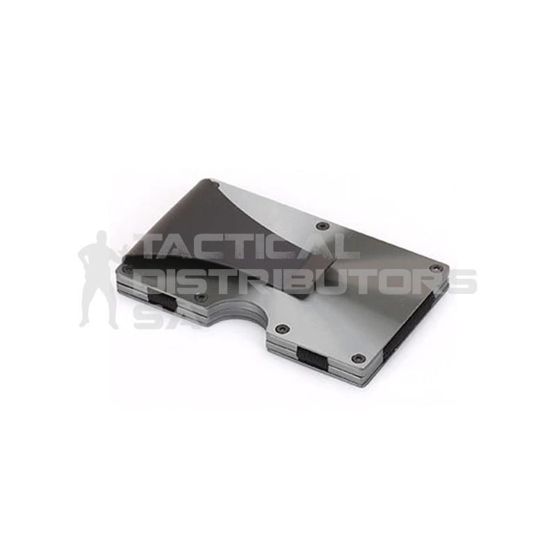 DZI EDC Metal Card Wallet...