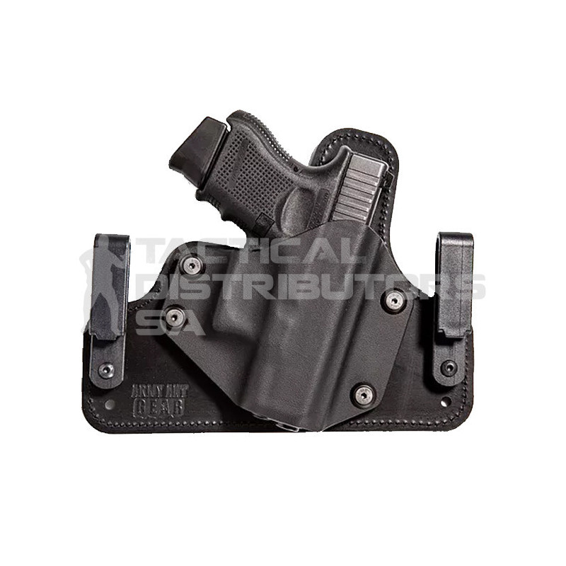 AAG General Hybrid Kydex And Leather IWB Holster - Various