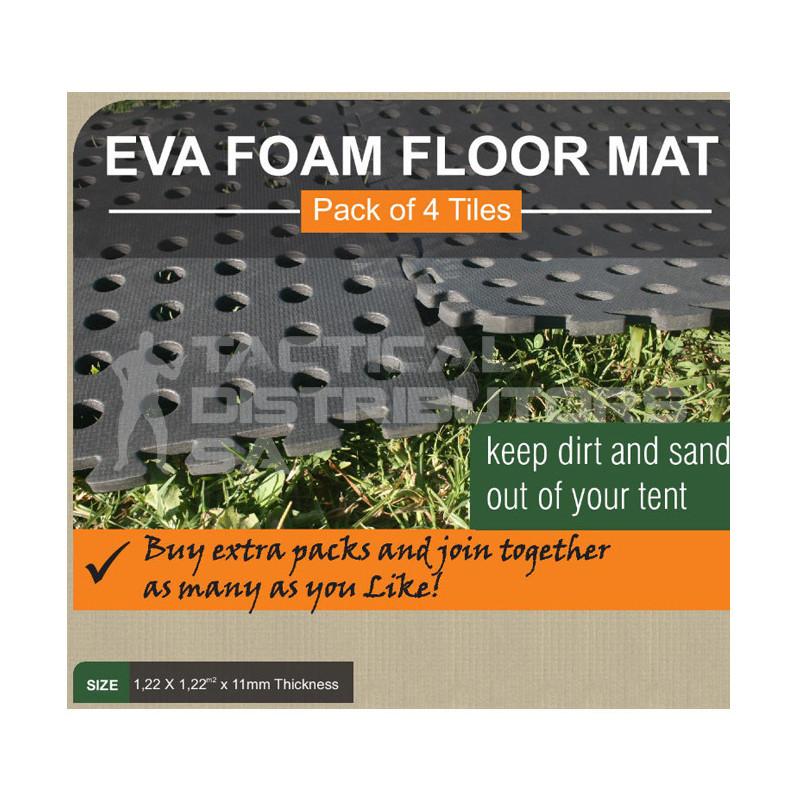 Tentco EVA Foam Mats - Pack...