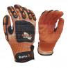 Pioneer Maxmac Inpax Glove Cut Ansi LV5, 8G, Sandy Nitrile Palm Work Gloves