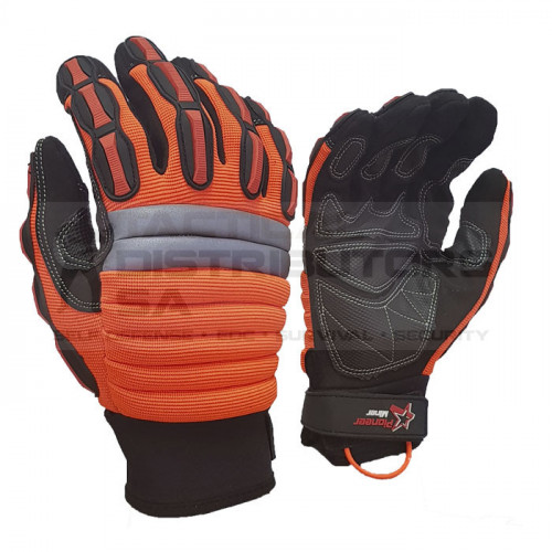 Pioneer Maxmac Miner Work Gloves