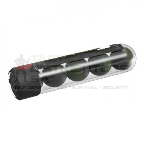 Byrna .68 Cal. Solid Balls - 5 Tube