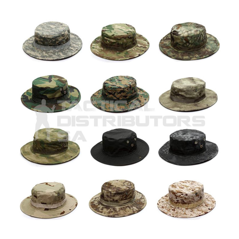 TacSpec Basic Boonie Hat - Various
