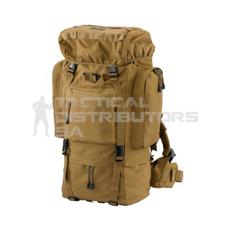 TacSpec 65L Hiking Pack - Various