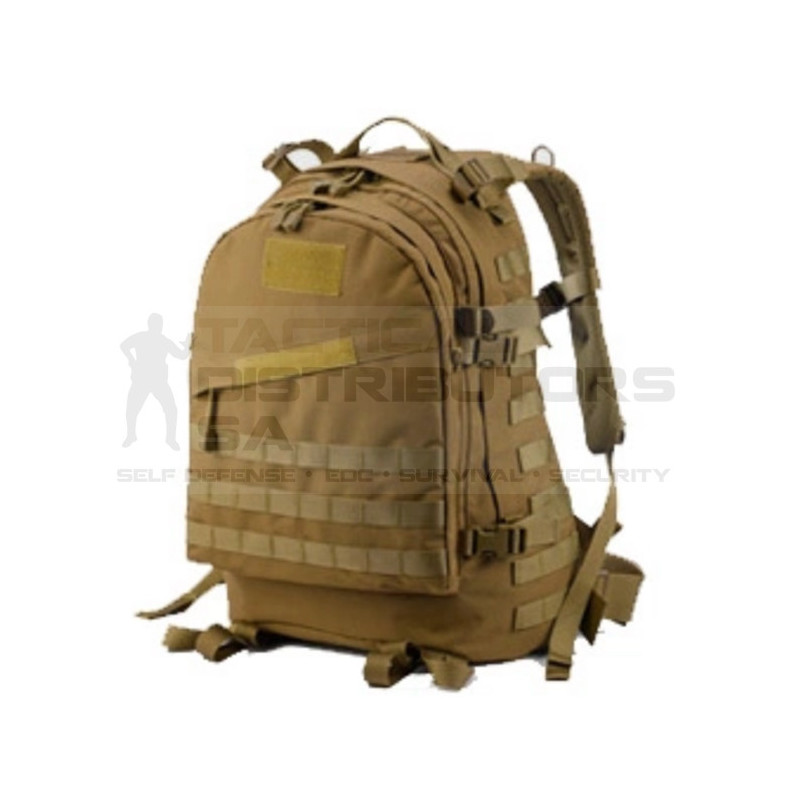 TacSpec 45L Medium MOLLE Pack with Mesh Backing - Various