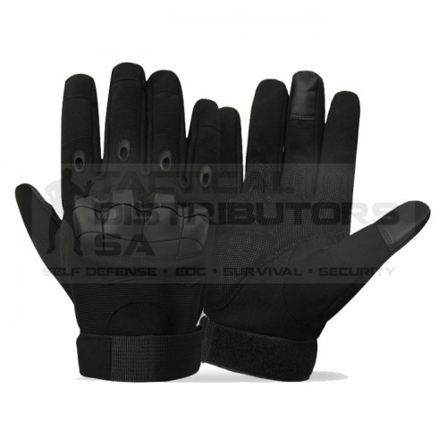TacSpec Basic Hard Knuckle Tactical Gloves - Various