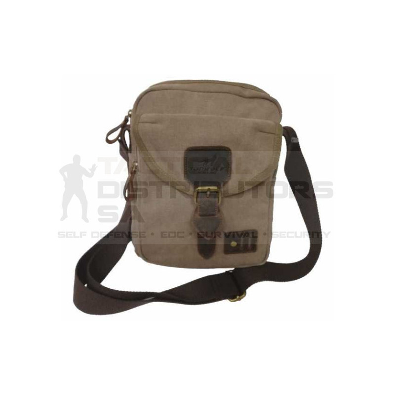 Topwolf Canvas Cross Body Bag