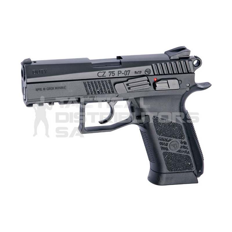 ASG 4.5mm BB CO2 CZ 75 P07 Non-Blowback (GNB) Pistol