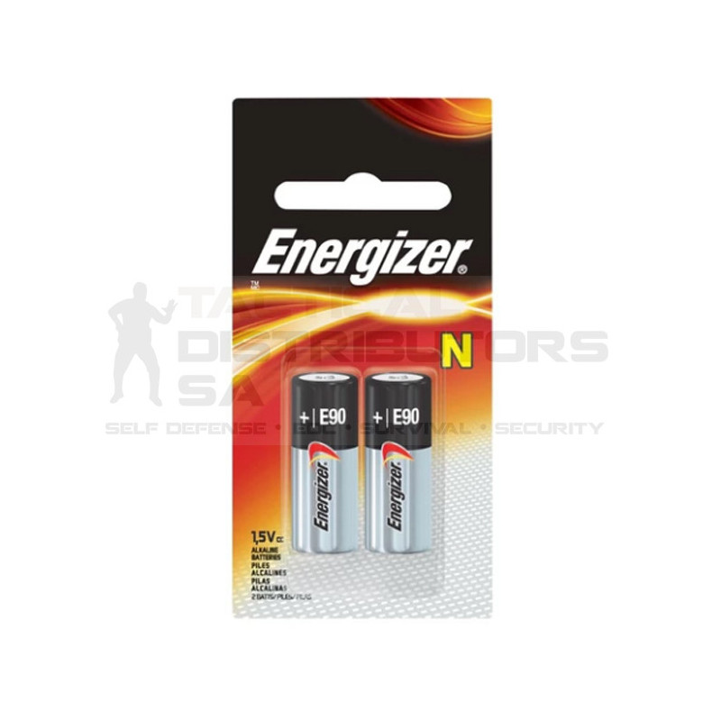 Energizer Miniature Alkaline Battery: N (For most gates remotes.)