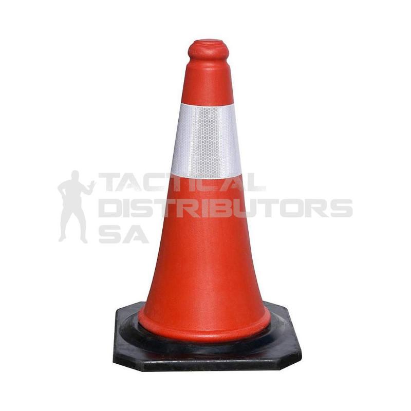 Red Hard PVC Traffic Cone...