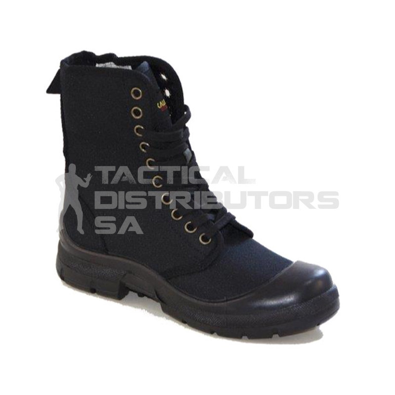 Kaliber Sentry Canvas Style Polyester Security Boot