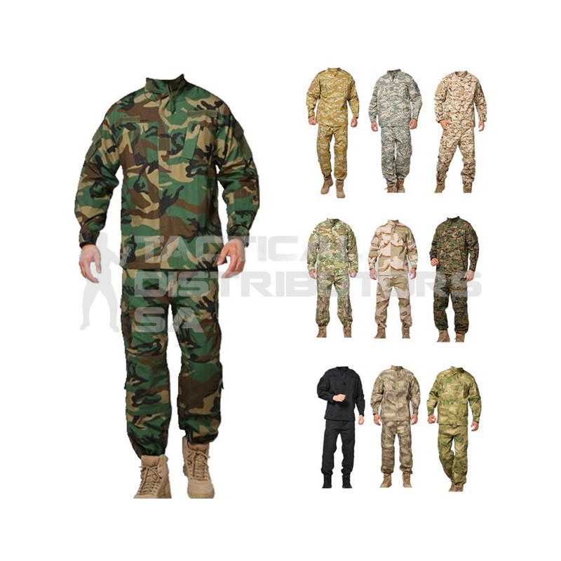 TacSpec BDU Uniform Set - Various