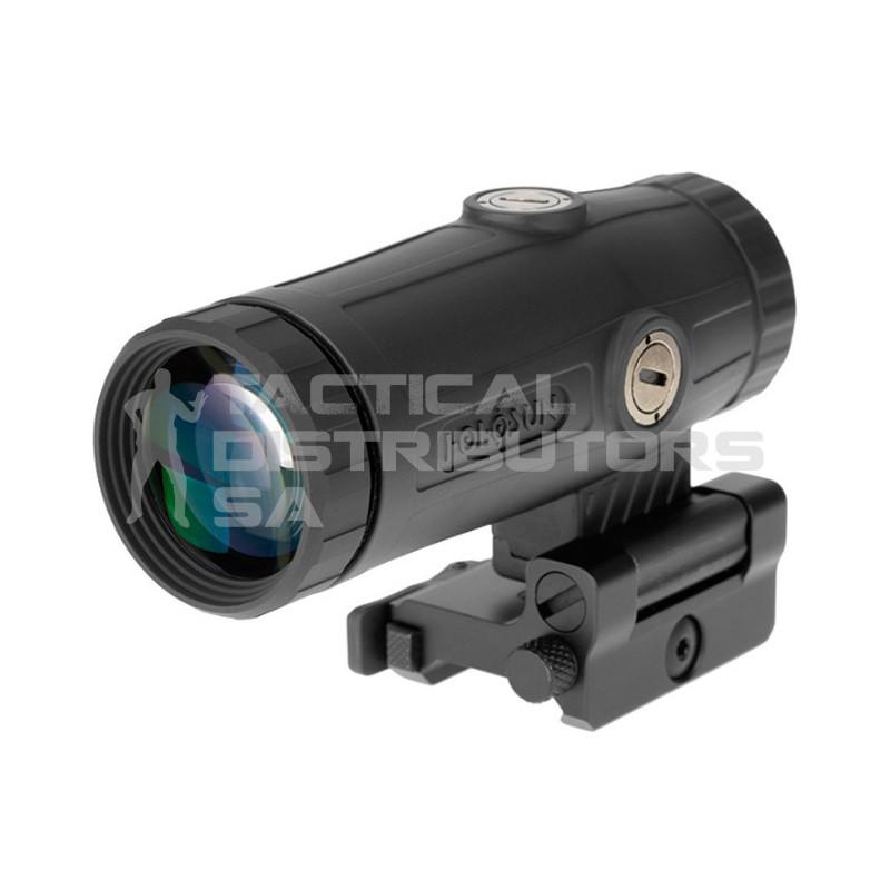 Holosun HM3X3x Magnifier/Flip to side & QD mount