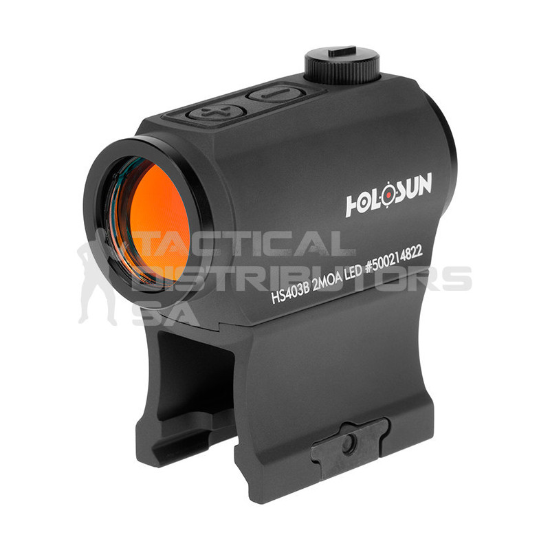 Holosun HS403B Sight Battery Tray/AR Riser/2 MOA Dot/Non-QD