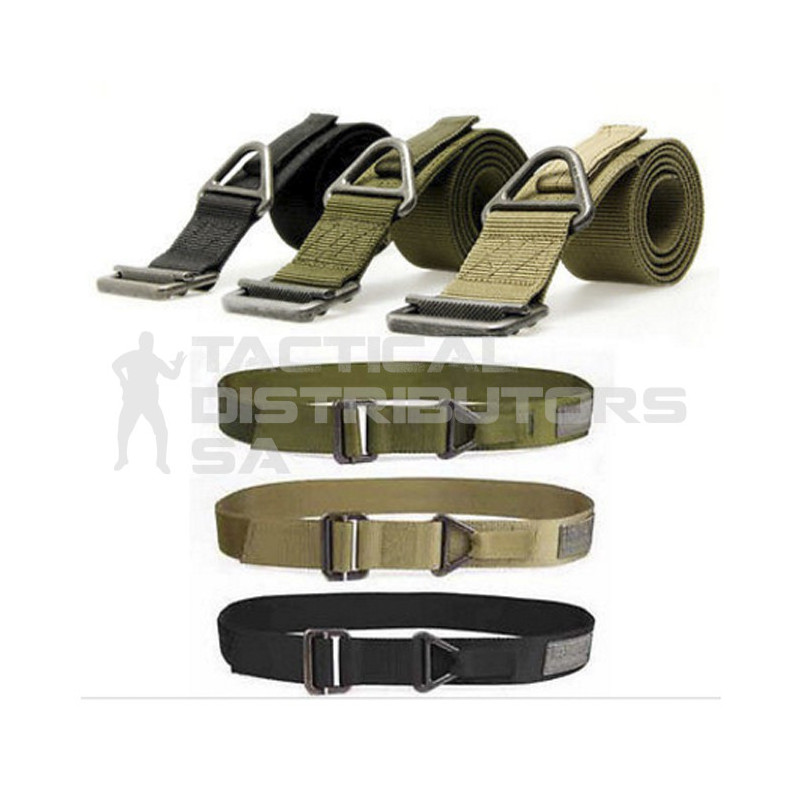 DZI Basic Tactical Rigger Belt - Various