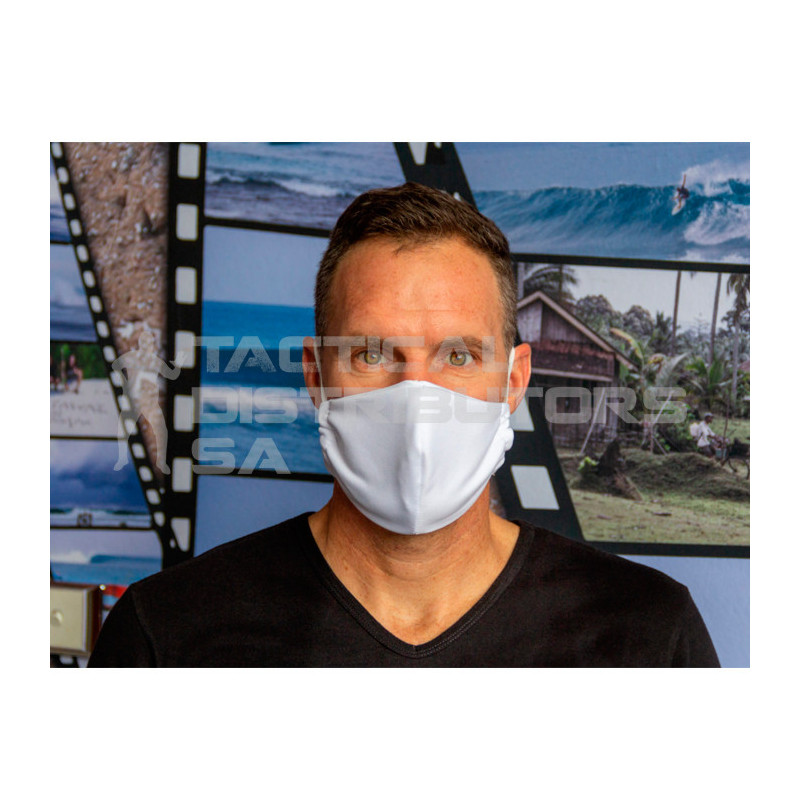 Reuseable and Washable Polyester Face Mask with Filter -...