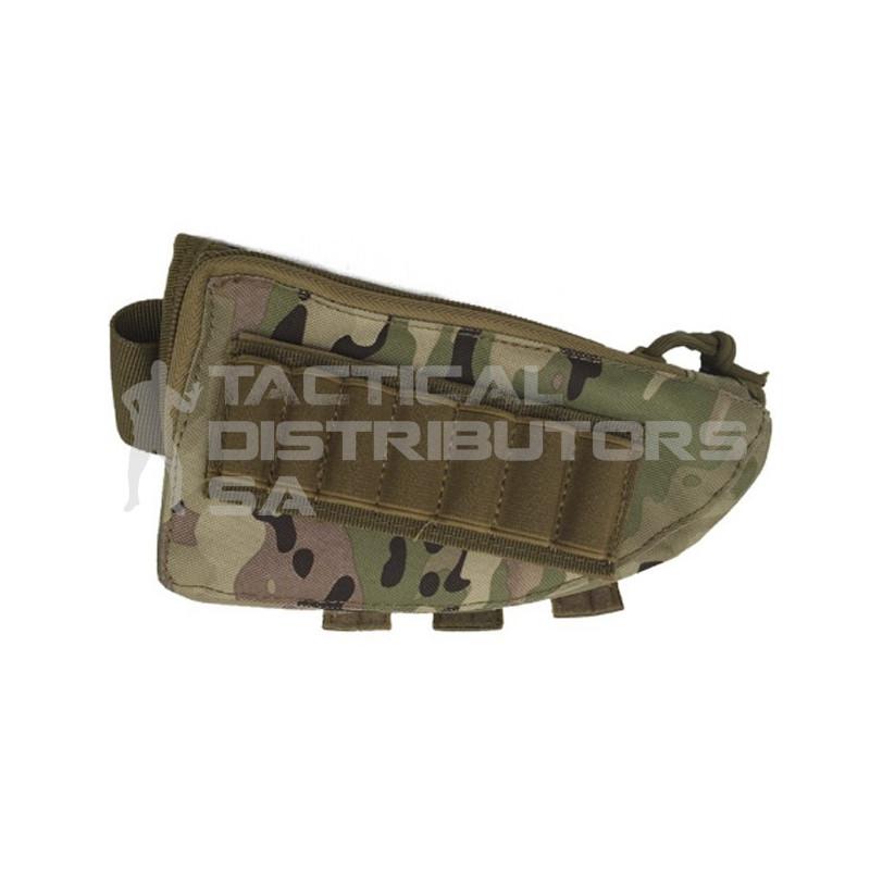 DZI Shotgun/Rifle Cheek Pad Ammo Pouch - Various