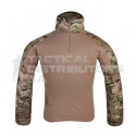 DZI  Combat Shirt with Zip - Various