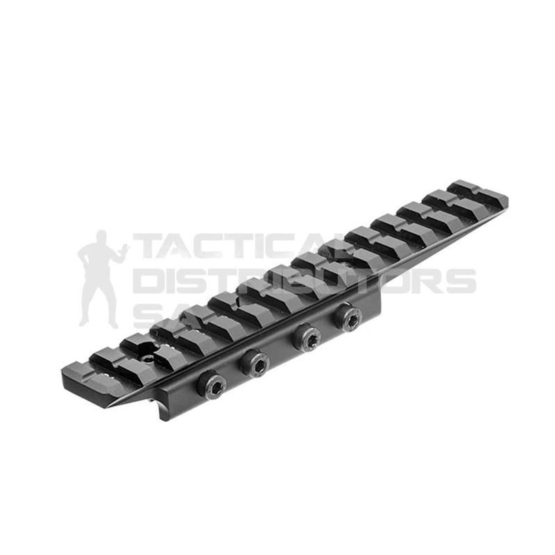 UTG Universal Dovetail to Picatinny/Weaver Rail Adaptor