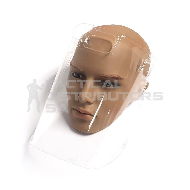 1 Piece Basic Protective Face Shield
