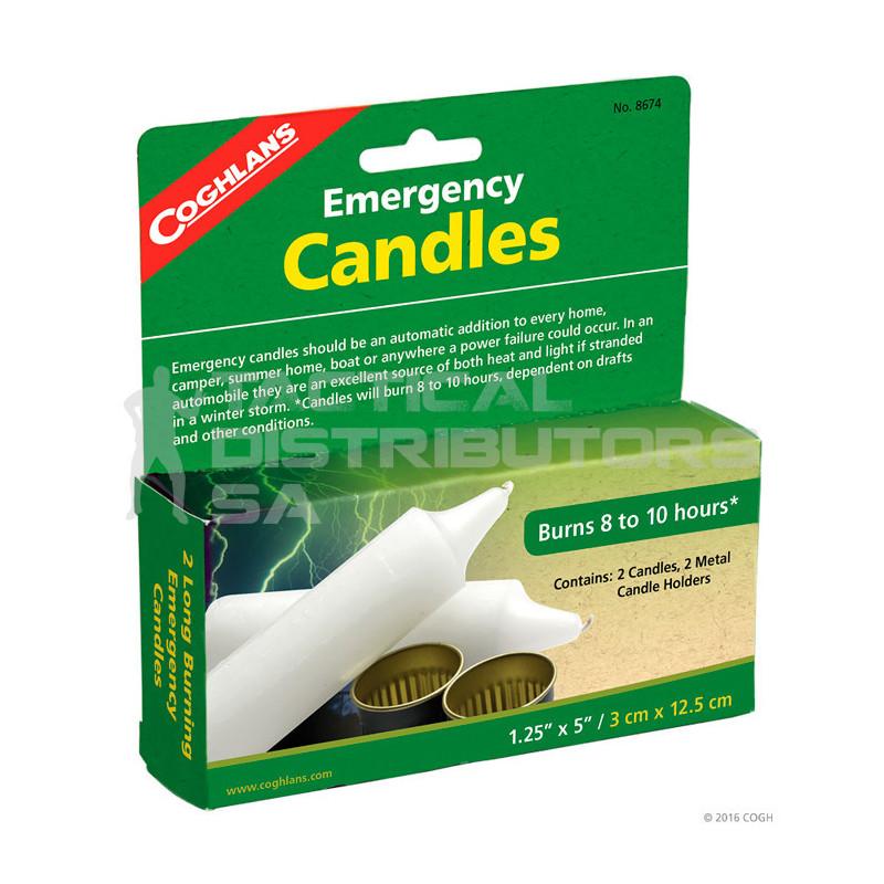 Coghlan's Emergency Candles
