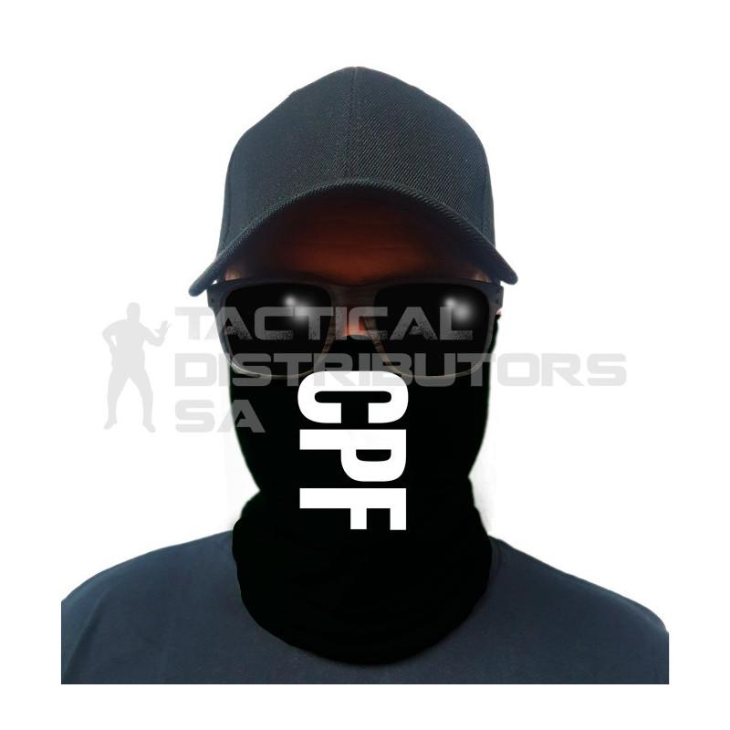Multi-Use Tubular Bandana/Gator Face Shield - CPF