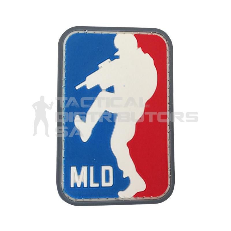 """TacSpec """"Major League Door Kicker"""" PVC Velcro Patch"""