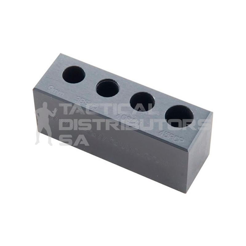 EGW 4 Caliber  Cartridge Checker - 9mm, .40 S&W, .45 ACP...