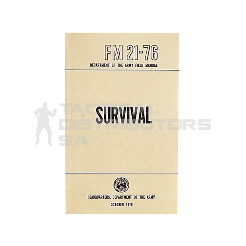 US Army FM 26-76 Survival Manual