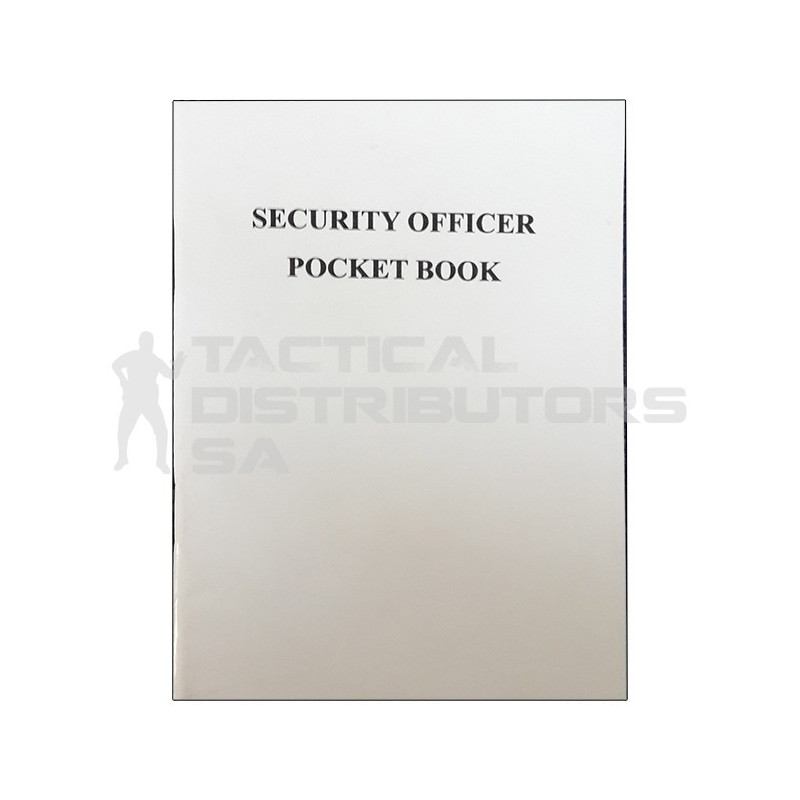 Security Officers Pocket Book