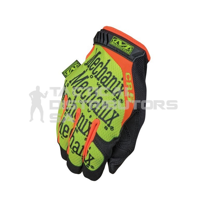 Mechanix Original Cut Resistant LVL5 Safety Gloves