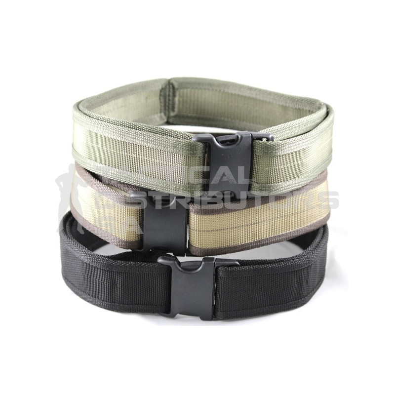 DZI Tactical Belt with Plastic Buckle