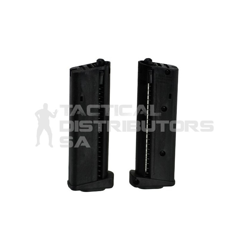 Tippmann TPX Spare Mags 2...