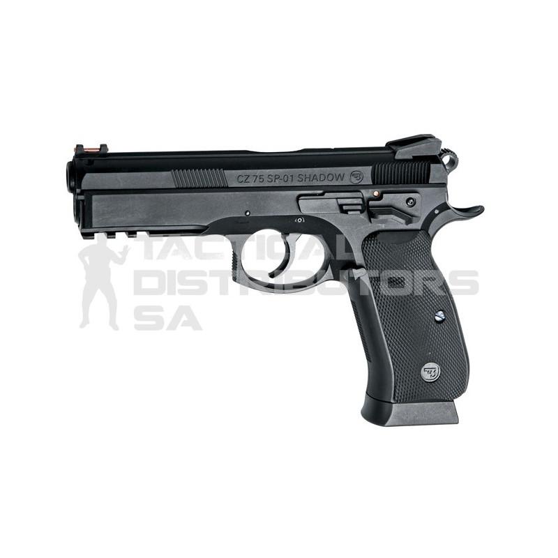 asg 4 5mm bb co2 cz sp 01 shadow pistol black