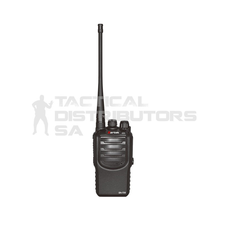 Zartek ZA-725 PMR License...