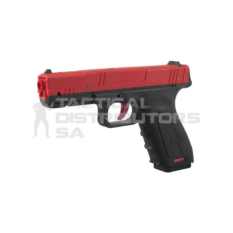 SIRT 110 Performer Red/Red Laser - Polymer Slide