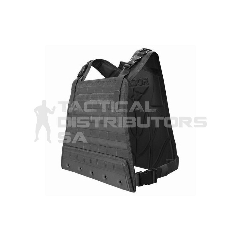 Compact Plate Carrier Level IIIA Insert Set