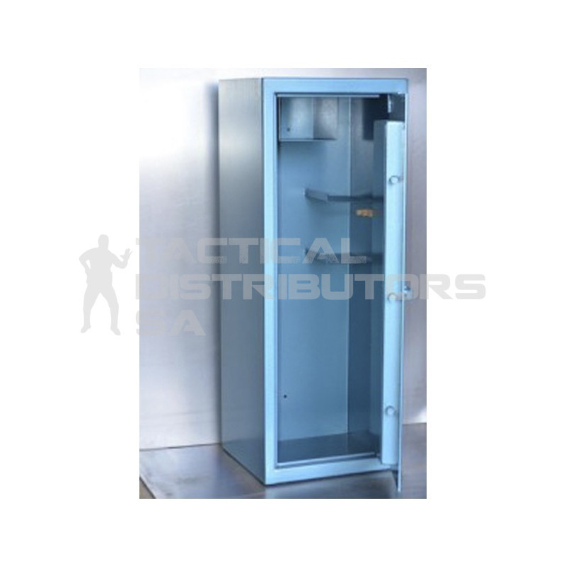 10 Gun Safe - 1300H x 500W x 445D - SABS Approved