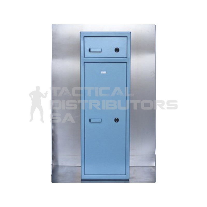 6 Gun Double Door Safe -...